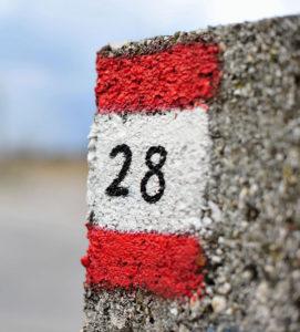 Il sentiero 28 - Collina di Superga