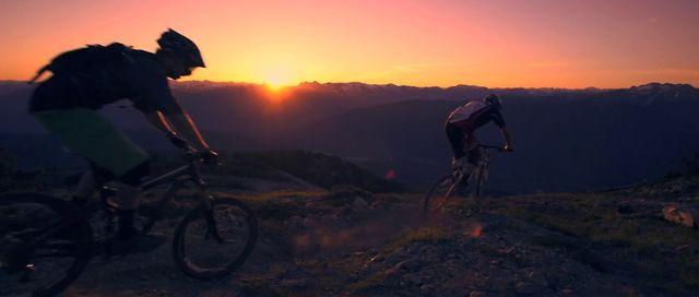 Elevation Whistler Mountain Bike Park