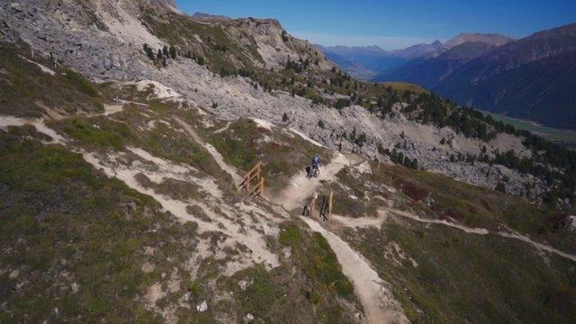 MTB video St.Moritz