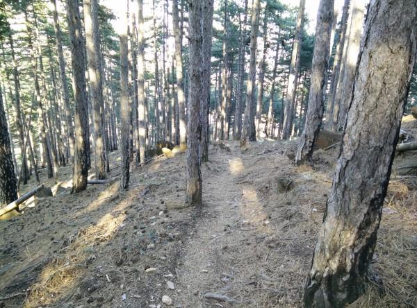 Sentiero delle Lame