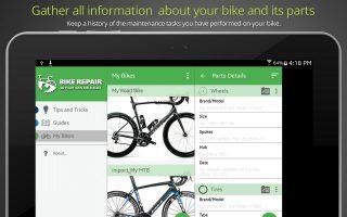 bike repair app mtb