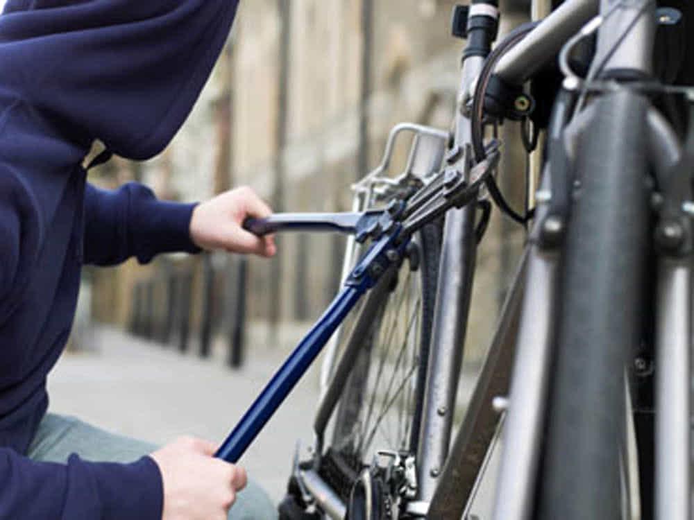 Come proteggere la bici dai furti