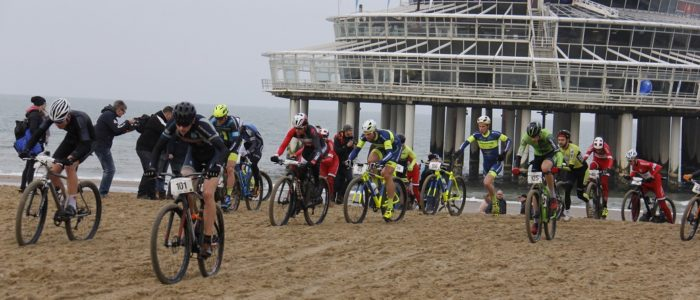 MTB Europeo beachrace
