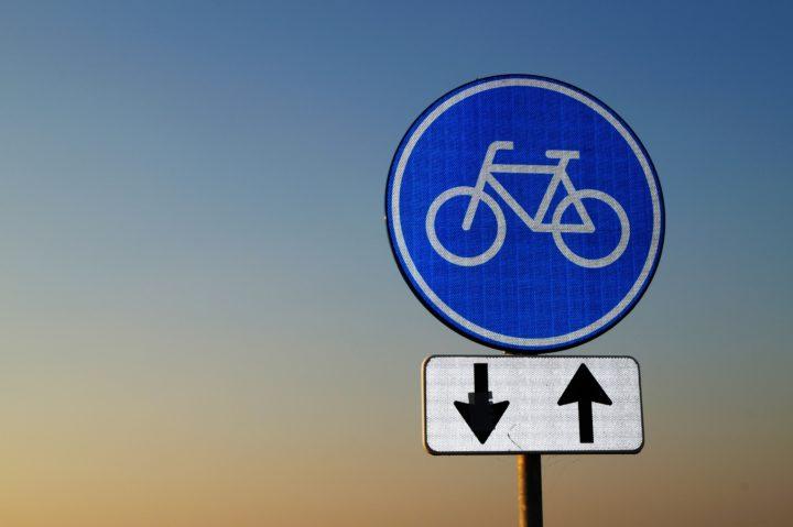 Biciclette elettriche segnali