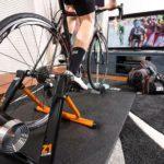 Allenarsi d'inverno: tutto sui rulli per bici
