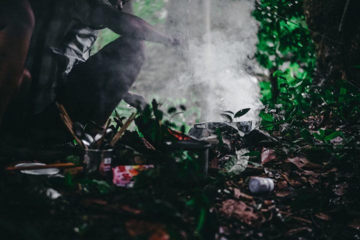 MTB sostenibile spazzatura