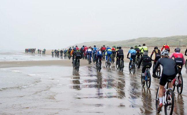 MTB Beachrace percorso