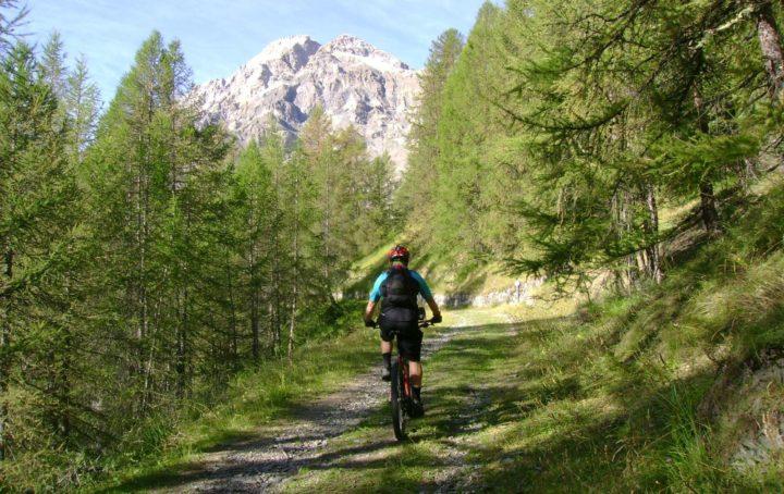 Salita al monte Chaberton