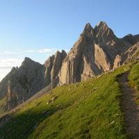 Giro del Monte Oronaye