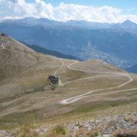 Val Susa: Forte Jafferau