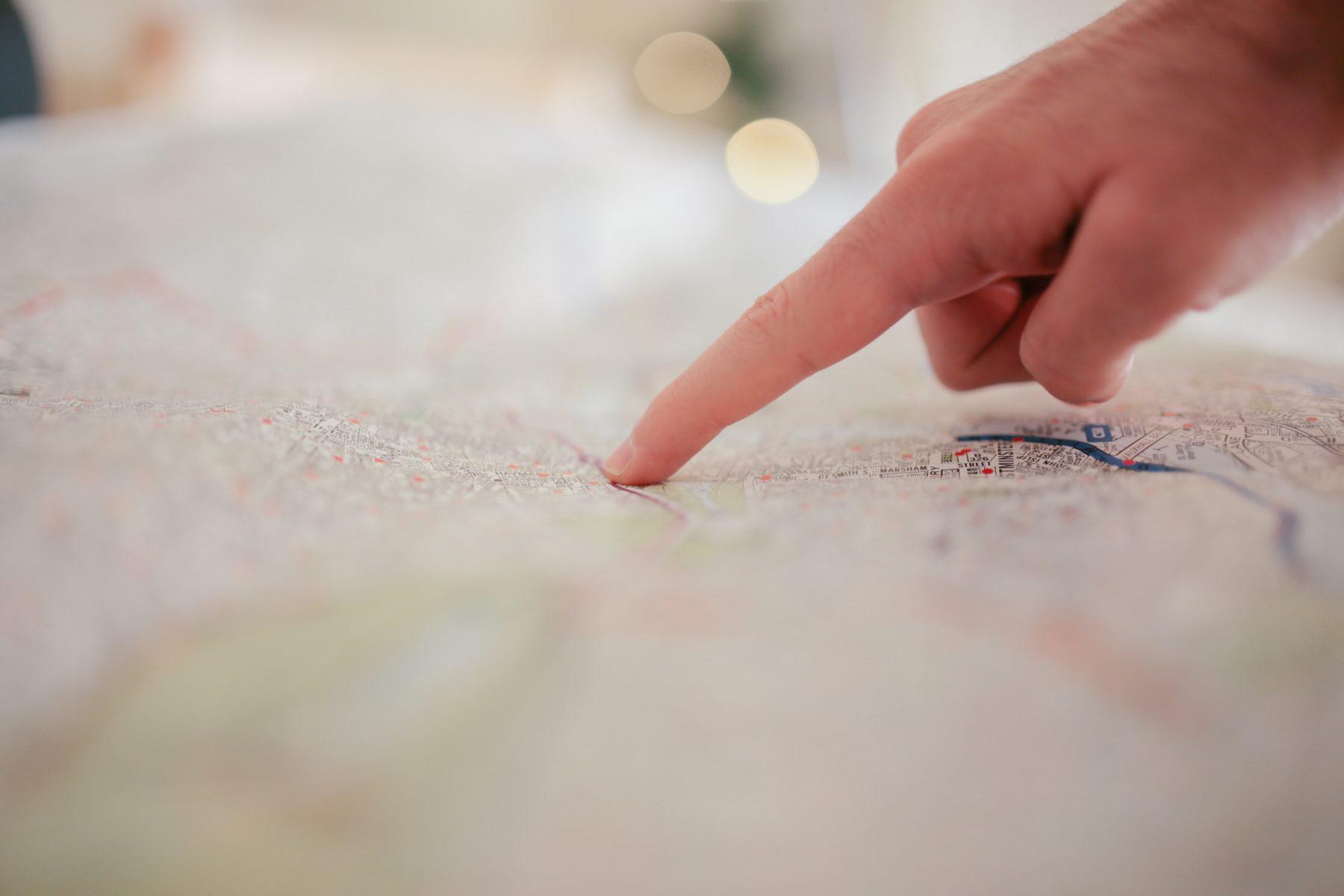 Tracce GPS e percorsi