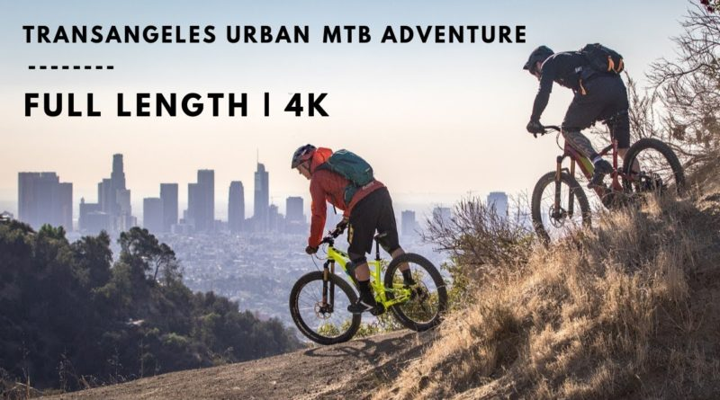 Transanges urban MTB adventure