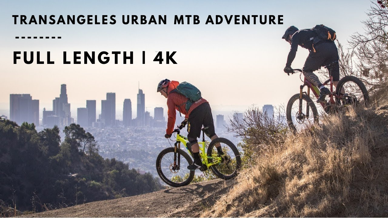 Transanges urban MTB adventure