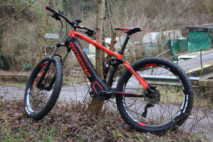 Bottecchia newton e-bike