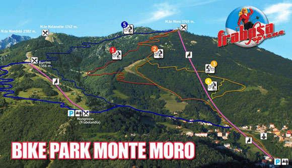 piste bike park monte moro frabosaride
