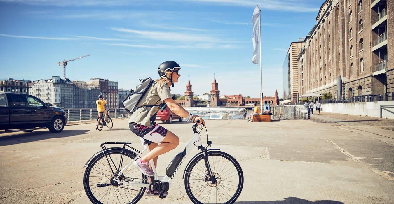 1 italiano su 3 andrebbe a lavoro con la bicicletta a pedalata assistita