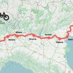 Aida: la nuova ciclovia per il Nord Italia