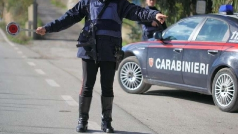 Coronavirus, multati due ciclisti a Cuneo
